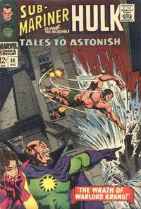 Cover Thumbnail for Tales to Astonish (Marvel, 1959 series) #86