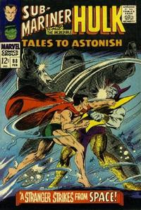 Cover Thumbnail for Tales to Astonish (Marvel, 1959 series) #88