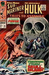 Cover Thumbnail for Tales to Astonish (Marvel, 1959 series) #96
