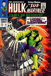 Cover Thumbnail for Tales to Astonish (Marvel, 1959 series) #97