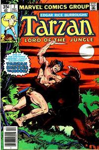 Cover Thumbnail for Tarzan (Marvel, 1977 series) #7
