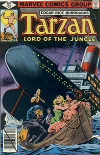 Cover Thumbnail for Tarzan (Marvel, 1977 series) #29