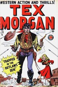 Cover Thumbnail for Tex Morgan (Marvel, 1948 series) #4