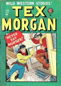 Cover Thumbnail for Tex Morgan (Marvel, 1948 series) #6