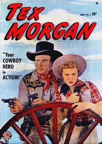 Cover Thumbnail for Tex Morgan (Marvel, 1948 series) #7