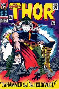 Cover Thumbnail for Thor (Marvel, 1966 series) #127