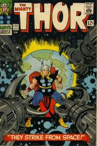 Cover Thumbnail for Thor (Marvel, 1966 series) #131