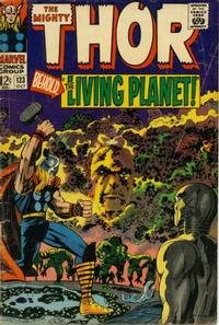 Cover Thumbnail for Thor (Marvel, 1966 series) #133