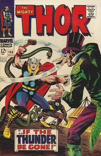 Cover Thumbnail for Thor (Marvel, 1966 series) #146
