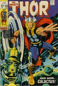 Cover Thumbnail for Thor (Marvel, 1966 series) #160