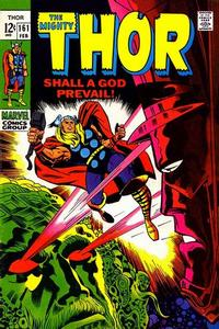 Cover Thumbnail for Thor (Marvel, 1966 series) #161