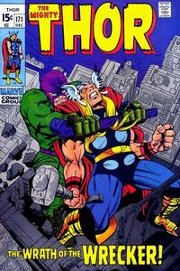 Cover Thumbnail for Thor (Marvel, 1966 series) #171
