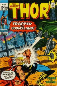 Cover Thumbnail for Thor (Marvel, 1966 series) #183