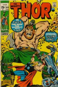 Cover Thumbnail for Thor (Marvel, 1966 series) #184