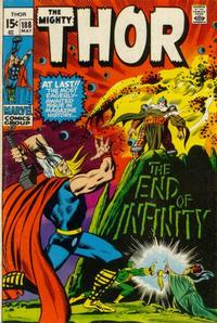 Cover Thumbnail for Thor (Marvel, 1966 series) #188