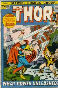 Cover Thumbnail for Thor (Marvel, 1966 series) #193 [Regular Edition]