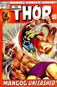 Cover Thumbnail for Thor (Marvel, 1966 series) #197