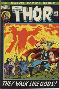 Cover Thumbnail for Thor (Marvel, 1966 series) #203