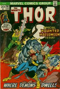 Cover Thumbnail for Thor (Marvel, 1966 series) #207