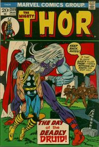 Cover Thumbnail for Thor (Marvel, 1966 series) #209