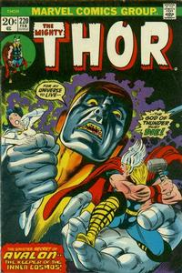 Cover Thumbnail for Thor (Marvel, 1966 series) #220