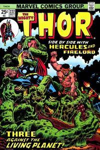 Cover Thumbnail for Thor (Marvel, 1966 series) #227 [Regular Edition]