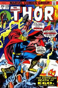Cover Thumbnail for Thor (Marvel, 1966 series) #228 [Regular Edition]