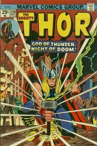 Cover Thumbnail for Thor (Marvel, 1966 series) #229 [Regular Edition]