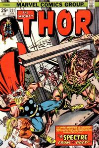 Cover Thumbnail for Thor (Marvel, 1966 series) #231 [Regular Edition]
