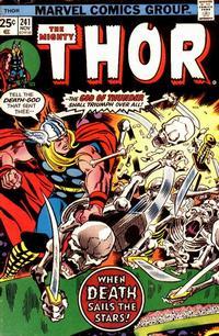 Cover Thumbnail for Thor (Marvel, 1966 series) #241 [Regular Edition]