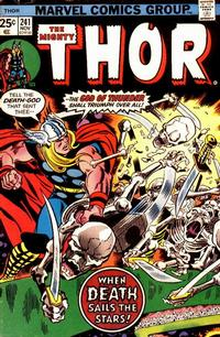 Cover Thumbnail for Thor (Marvel, 1966 series) #241 [Regular Edition]