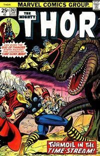 Cover Thumbnail for Thor (Marvel, 1966 series) #243 [Regular Edition]