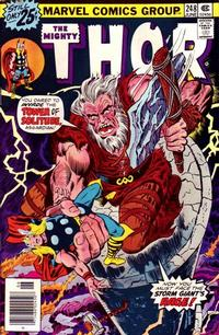 Cover Thumbnail for Thor (Marvel, 1966 series) #248 [Regular Edition]