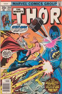 Cover Thumbnail for Thor (Marvel, 1966 series) #269 [Regular Edition]