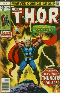 Cover Thumbnail for Thor (Marvel, 1966 series) #272 [Regular Edition]