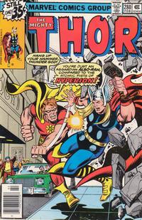 Cover Thumbnail for Thor (Marvel, 1966 series) #280 [Regular Edition]