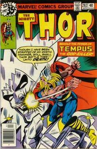 Cover Thumbnail for Thor (Marvel, 1966 series) #282 [Regular Edition]