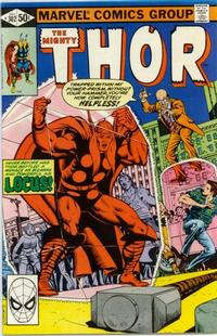 Cover Thumbnail for Thor (Marvel, 1966 series) #302 [Direct]