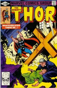 Cover Thumbnail for Thor (Marvel, 1966 series) #303 [Direct Edition]