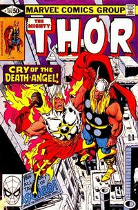 Cover Thumbnail for Thor (Marvel, 1966 series) #305 [Direct]