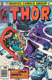 Cover Thumbnail for Thor (Marvel, 1966 series) #308