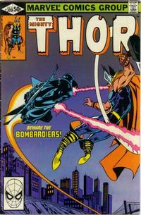 Cover Thumbnail for Thor (Marvel, 1966 series) #309 [Direct]