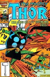 Cover Thumbnail for Thor (Marvel, 1966 series) #366