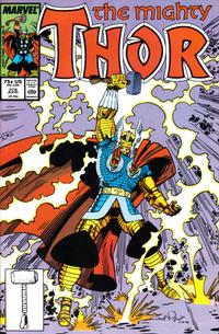 Cover Thumbnail for Thor (Marvel, 1966 series) #378