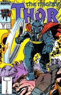 Cover Thumbnail for Thor (Marvel, 1966 series) #381 [Direct]