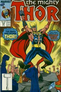 Cover Thumbnail for Thor (Marvel, 1966 series) #384 [Direct Edition]