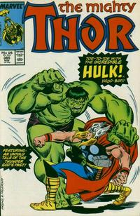 Cover Thumbnail for Thor (Marvel, 1966 series) #385