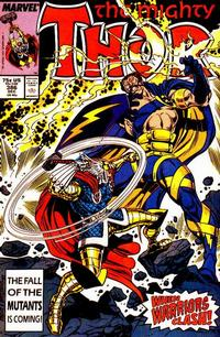 Cover Thumbnail for Thor (Marvel, 1966 series) #386