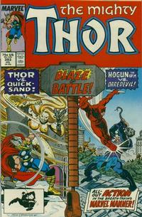 Cover Thumbnail for Thor (Marvel, 1966 series) #393 [Direct Edition]