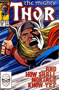 Cover Thumbnail for Thor (Marvel, 1966 series) #394